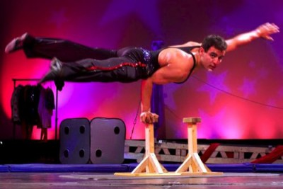 the balance & motion science circus